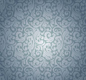 Blue pattern seamless Stock Images