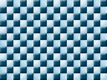 Blue pattern series  Stock Image