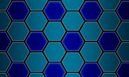 Blue, Pattern, Symmetry, Design royalty free stock images