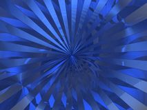 Blue patterned background. A blue patterned background design Royalty Free Stock Photos