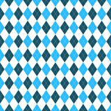 Blue patterns tablecloths stylish a illustration design. Geometrical traditional ornament for fashion textile, cloth, backgrounds. Stock Photography