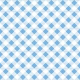 Blue patterns tablecloths stylish a illustration design. Geometrical traditional ornament for fashion textile, cloth, backgrounds. Royalty Free Stock Photos