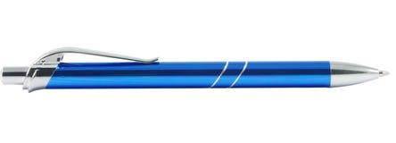 Blue pen Stock Images