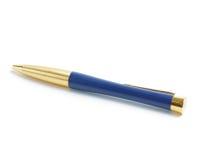 Blue pen Royalty Free Stock Photo