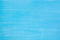 Blue pencil drawings. On white paper background texture royalty free stock images
