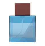 Blue Perfume Spray Bottles Stock Photos