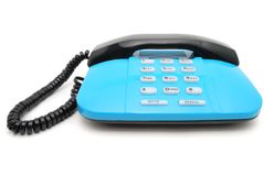 Free Blue Phone Stock Images - 5016534