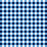 Blue picnic cloth Stock Images