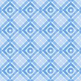 Picnic Towel Squares Seamless Pattern Stock Illustration