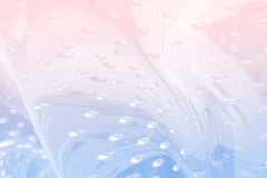 Blue and pink color background illustration Royalty Free Stock Image
