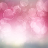 Blue  and pink  Festive background Stock Images