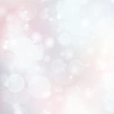 Blue  and pink  Festive background Royalty Free Stock Photography