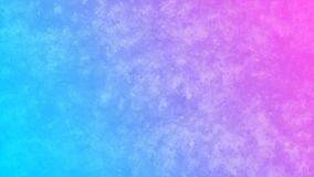 Blue and Pink Gradient Background with Grunge Watercolor Texture