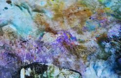 Blue pink green dark pastel colors, bright pastel paint acrylic watercolor background, colorful texture. Watercolor painting bright fluid abstract background red stock photos
