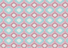 Blue and pink Royalty Free Stock Photo