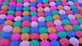 Blue, Pink, Purple, Material Stock Photography