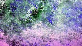 Blue pink purple soft romantic painting watercolor background, abstract painting watercolor background stock photography