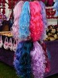 Blue, Pink, Purple, Thread stock photography