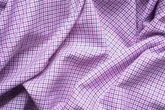 Blue and pink tartan or plaid background. Blue and pink tartan or plaid background Royalty Free Stock Photos