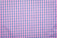 Blue and pink tartan or plaid background. Blue and pink tartan or plaid background Royalty Free Stock Image