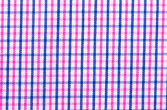 Blue and pink tartan or plaid background. Blue and pink tartan or plaid background Stock Photography