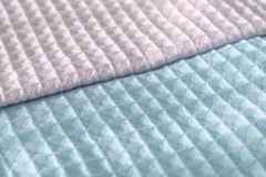 Waffle towels. Texture. royalty free stock photos