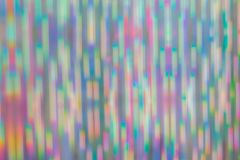 Rainbow blur texture wallpapers and backgrounds. Blue pink white orange red yellow green brown silver turquoise grey purple rainbow violet colorful no focus make Stock Photography