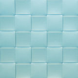 Blue Placemat, texture Background Royalty Free Stock Image