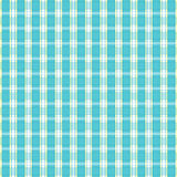 Blue plaid. Blue and cream plaid pattern background Royalty Free Stock Photography