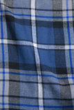 Blue plaid background Royalty Free Stock Images