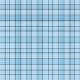 Blue plaid background Royalty Free Stock Photography