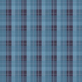 Blue Plaid. Illustration of a blue plaid pattern background Royalty Free Illustration