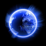Blue planet Stock Images