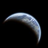 Blue planet Stock Photo