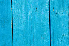Blue planks Royalty Free Stock Image