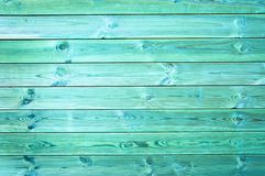 Blue planks background. Summer concept Stock Photos