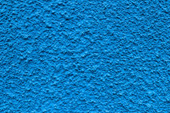 Blue plaster Stock Photo