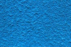 Blue plaster Stock Photo