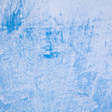 Blue plaster texture Royalty Free Stock Photo