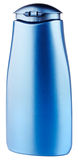 Blue plastic bottle Royalty Free Stock Photos