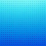 Blue plastic Dotted cartoon background Stock Photo