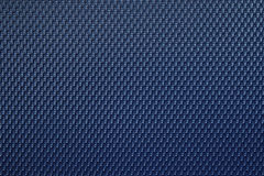 Blue plastic texture Stock Photo