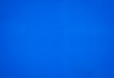 Blue plastic texture or background Stock Image