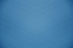 Blue plastic wall texture Royalty Free Stock Photos