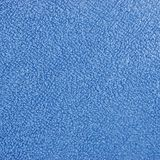 Blue plush terry cloth bath towel macro background Royalty Free Stock Photos