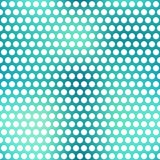 Blue points seamless pattern Royalty Free Stock Photos