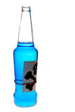 Blue poison Royalty Free Stock Photos