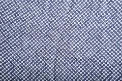 Polka dots fabric texture background Stock Image