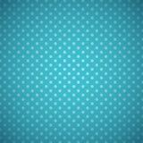 Blue polka dots sky background royalty free illustration