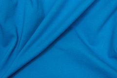 Blue Polo Shirt pattern Royalty Free Stock Image